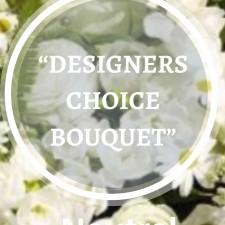 Designer choice bouquet- Neutral tones