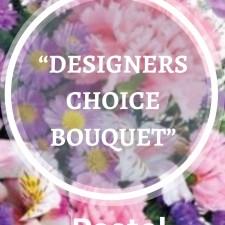 Designer choice bouquet- Pastel tones