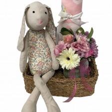 baby-gift-vogue-in-a-vase-baby-love