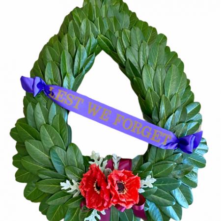 laurel-anzac-wreath-vogue-in-a-vase