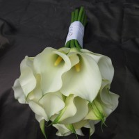 Calla Lilly Bouquet 1